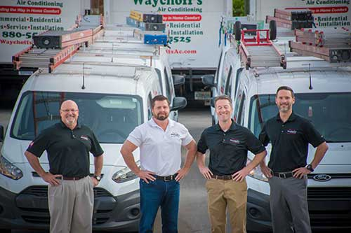 Heating and Air Conditioning Installations