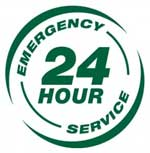 24-Hour Emergency Service Icon